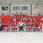 Ambridge/Avonworth Middle School Hockey team wins first playoff game 3-1