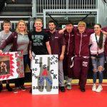 Daniel Yetsick Sets AASD School Record