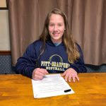 Lexi Peters commits to Pitt-Bradford