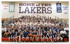 Lake Oswego Boys Basketball Camp