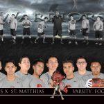 PMA Football 2016 Team Photo