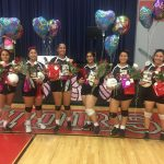St. Pius X – St. Matthias Academy Girls Varsity Volleyball gets the win vs Bellarmine-Jefferson – Senior Night 3-1
