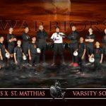 PMA Varsity Boys Soccer Team Picture 2016-2017