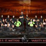 PMA Girls Varsity Soccer Team Picture 2016-2017