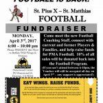 """Football Is Back"" Fundraiser"