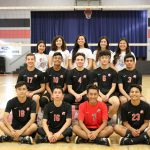 St. Pius X – St. Matthias Academy Boys Varsity Volleyball beat Cantwell-Sacred Heart Of Mary High School 3-0