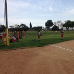 St. Pius X – St. Matthias Academy Varsity Softball falls to St. Marys Academy 10-7