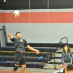 St. Pius X – St. Matthias Academy Boys Varsity Volleyball beat Bellarmine-Jefferson 3-0