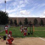 St. Pius X – St. Matthias Academy Varsity Softball falls to Faith Baptist Academy 13-3