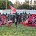 St. Pius X – St. Matthias Academy Varsity Football falls to Montclair High School 56-6