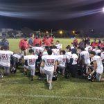Boys Varsity Football falls to Cantwell-Sacred Heart Of Mary 31 – 32