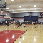 Girls Varsity Volleyball beats Cantwell-Sacred Heart Of Mary 3 – 2