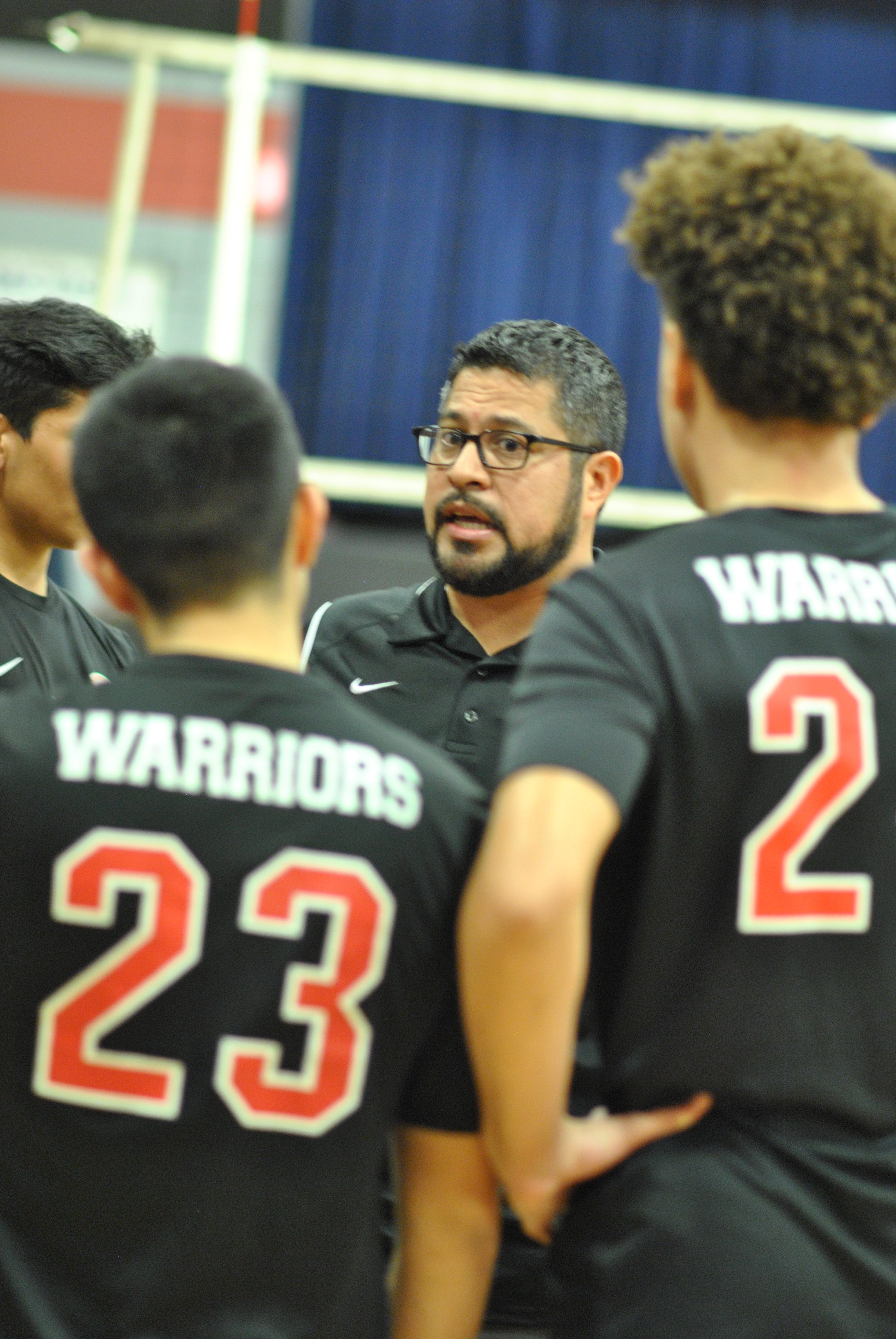 CIF Playoffs For Boys Volleyball