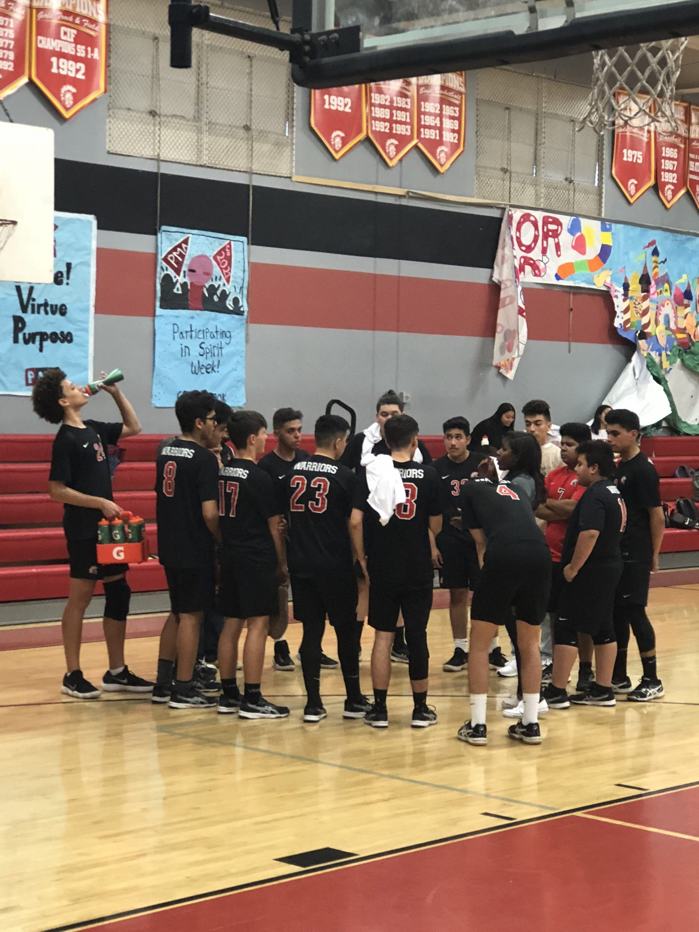 PMA Boys Volleyball Fall to Elsinore in CIF Playoffs