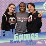 PMA Girls Soccer (We Run the City 5K) Service Project