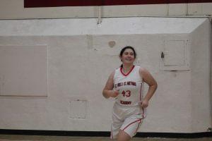 JV Girls Basketball vs Schurr