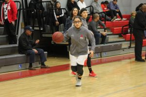 PMA Varsity Girls Basketball vs Pomona Catholic