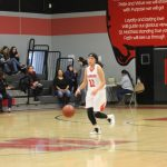 Girls Varsity Basketball opens League Play with win over Pomona Catholic