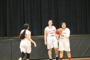 JV Girls Basketball vs Warren