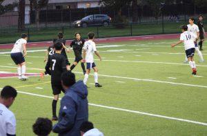 JV Boys Soccer vs Glenn