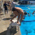 PMA Swim Shines at Camino Del Rey League Meet