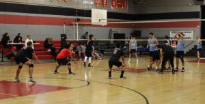 Boys Varsity Volleyball 3/14/19