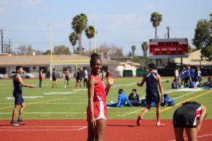 Track & Field League Meet 3/19/19