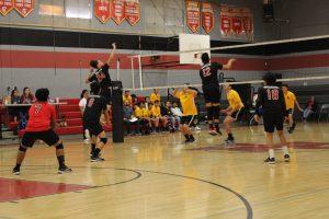 PMA Boys Volleyball 3/28/19