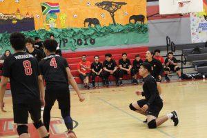 PMA Boys Volleyball vs MaryStar 4/4/19