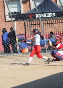 PMA Softball vs Serra 4/2/19