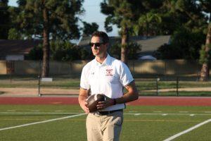 Football vs Bishop Montgomery 9/6/19