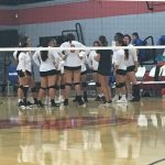 Volleyball beat St. Marys 3-1