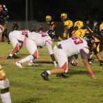 Football overpowers Cerritos 48-7