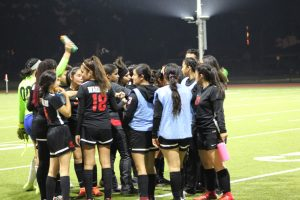 Girls Varsity Soccer vs Godinez