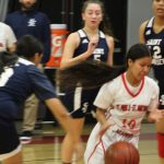 Girls JV Basketball vs St. Genevieve