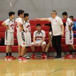 Boys JV Basketball vs Salesian