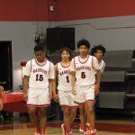 Boys Varsity Basketball beats Verbum Dei 73-59