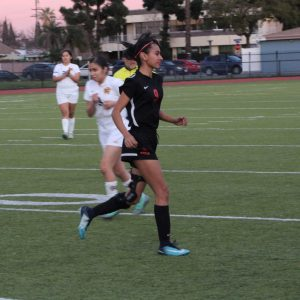 Girls Varsity Soccer vs Cantwell Sacred-Heart