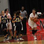 Girls Varsity Basketball vs Mary Star