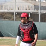 Winter Baseball scrimmage