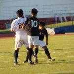 Boys JV Soccer vs Webb