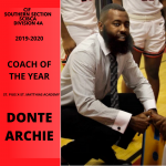 CIF Southern Section-D4A Coach of the Year – Donte Archie