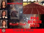 2020 Spring Senior Athlete-Maritza Perez- Track & Field