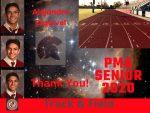 Senior Athlete Alejandro Esquivel- Track & Field