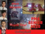 Spring Senior Athlete- Aidan Morgutia- Boys Volleyball