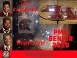 Spring Senuior Athlete 2020- Luis Caballero- Boys Volleyball