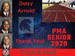 Spring Senior Athlete 2020- Daisy Arnold