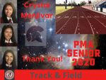 Spring Senior Athlete 2020- Crystal Menjivar