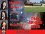 Spring Senior Athlete 2020- Alondra Pena