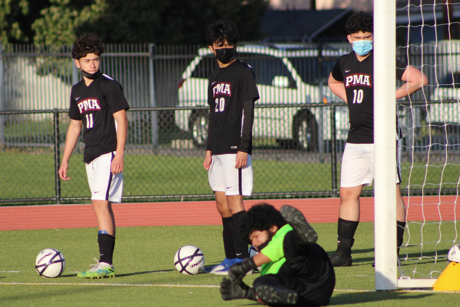 Boys Soccer starts season!